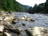 Bieszczady - Rzeka Solinka