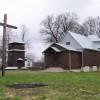 Cerkiew w Starych Oleszycach/Szlak Architektury Drewnianej/Wooden Architecture Trail