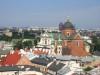 Kraków - widok na Stare Miasto fot. M.Szymoniak